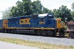 CSX 6942/CSXT W097
