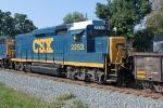 CSX 2253/CSXT W030