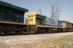 CSX 5853/CSXT Q27505
