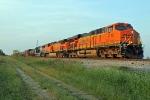 BNSF 6116/CSXT Q201
