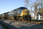 CSX 395/CSXT Q573