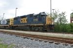 CSX 2703/CSXT W032