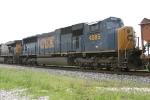 CSX 4585/CSXT W070