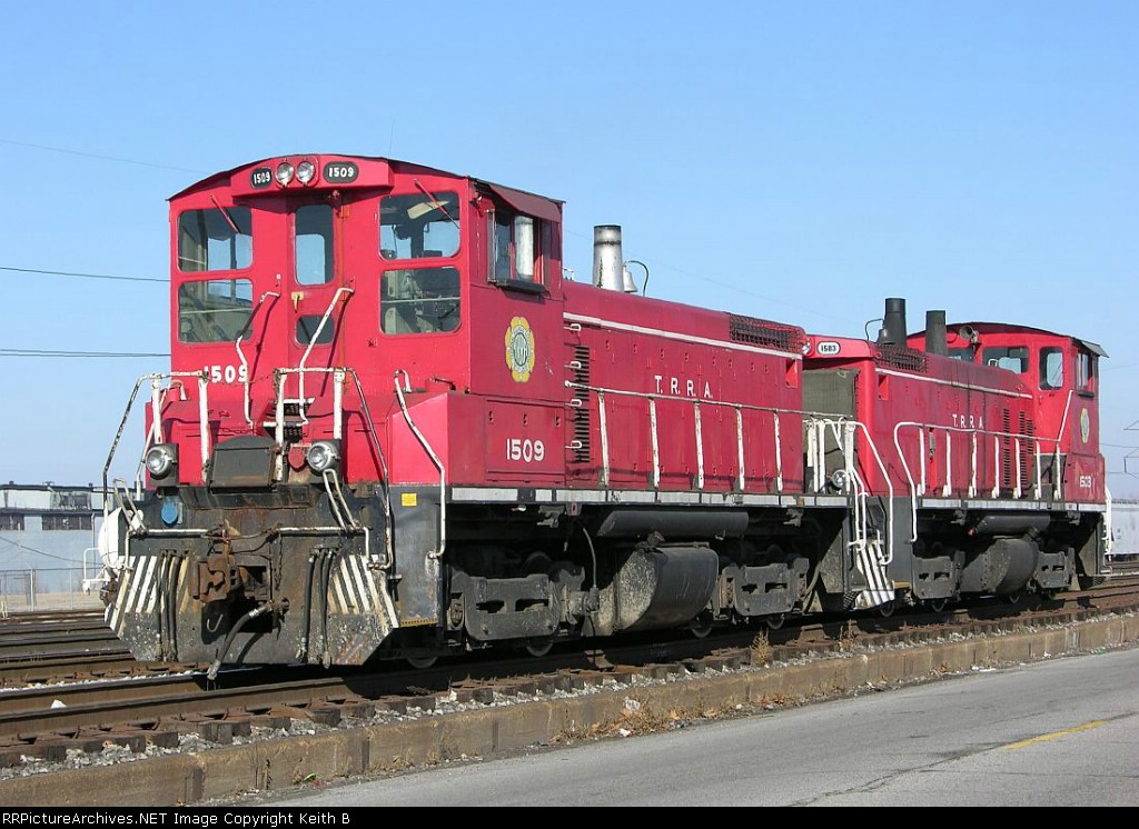 TRRA 1509 and 1503