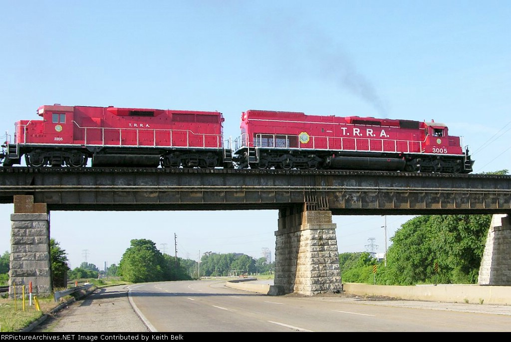TRRA 3005 and 2205
