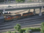 BNSF 508 and BNSF 8010