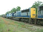 CSX 770 on train Q692