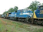 CSX 803 on train Q692