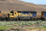 BNSF SD40-2 6723
