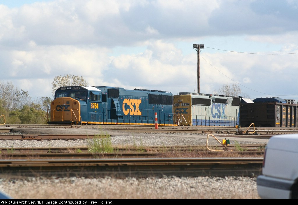 CSX 8764