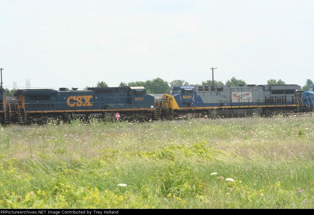 CSX 9051
