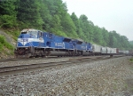 NS 7205/CR 4114 Stalled