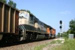 BNSF 9565 is dead