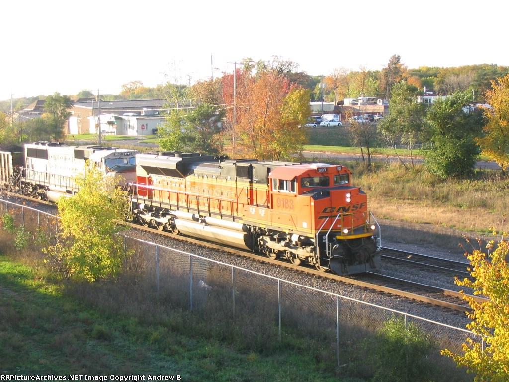 BNSF 9183