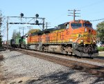 BNSF 4521