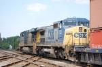 CSX 5408 & 7722