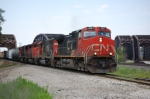 CN 2697, GTW 5932, CN 5274 & 5789