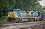 CSX 219 & 317