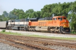 BNSF 9169 & 9565