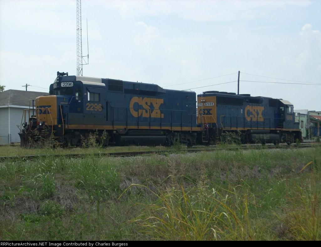 CSX 2296