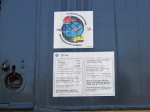 CSX 871 Builders Information
