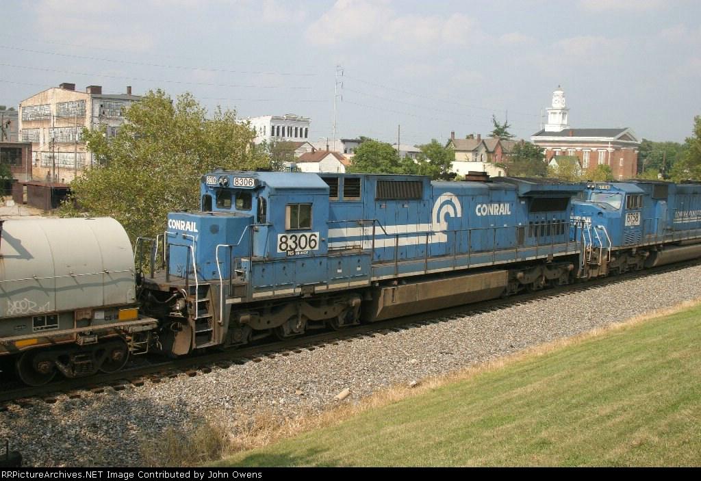 NS 8306/NS 319