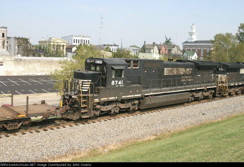 NS 8741/NS 129