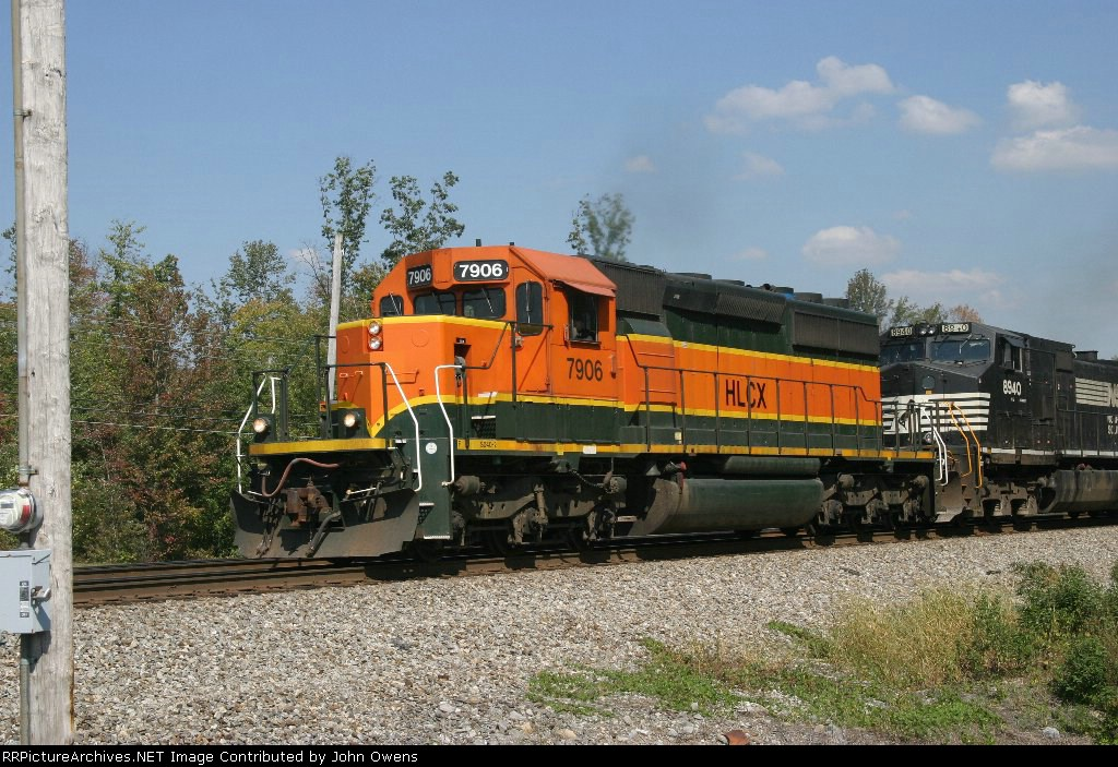 HLCX 7906/NS 54A