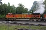 BNSF 4638/NS 51W