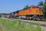 BNSF 5074/NS 224
