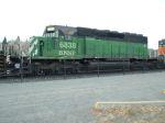 BNSF 6838