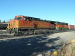 BNSF 5324 and BNSF 335 preparing for Bozeman Pass