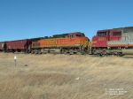 BNSF 4817 C44-9W
