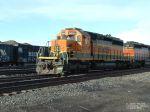 BNSF 6904 SD40-2