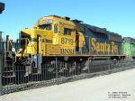 BNSF 8719 GP60