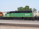 BNSF 8070