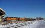 BNSF 4124