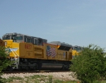 New SD70 ACE UP#8657