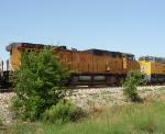 UP#9573 Dash9-44CW (Former SP8109)