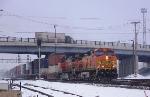 BNSF 5430
