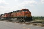 BNSF 5980/Extra 5980