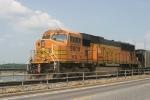 BNSF 9909/Extra 5980
