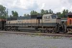 BNSF 9563