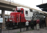 Restored and operating Soo Line GP30 - Duluth, MN 2007