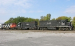 IC 3120 and 9562 with CN 4705