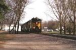 #22 on the Dakota & Iowa Railroad