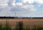 Deutsche Bahn ICE Treinen und Deutsche Bahn Regional Bahn Treinen