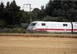 Deutsche Bahn ICE Treinen