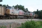 KCS 4584/KCS 4583 MID-TRAIN HELPERS