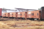 Ex NS caboose